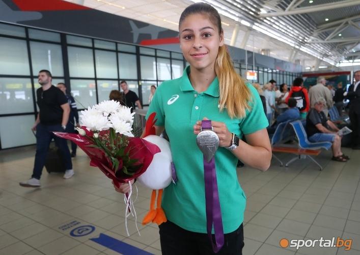 Александра Начева се прибра със сребро от Европейското в Дьор