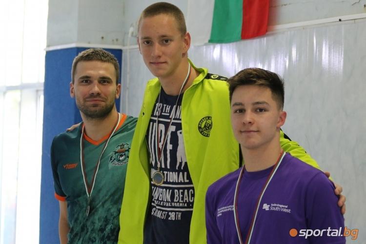 Четвърти ден от Републиканското по плуване в София
