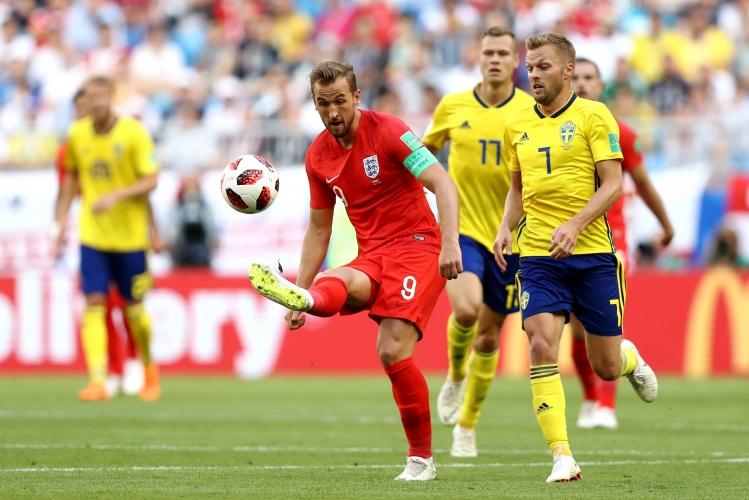 Швеция - Англия