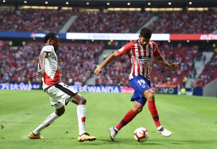 Атлетико Мадрид - Райо Валекано