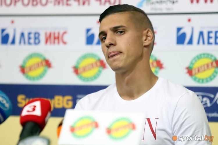 Кирил Десподов бе избран за футболист номер едно на VI кръг