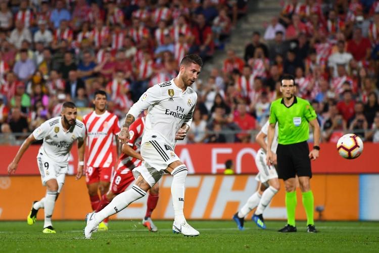 Жирона - Реал Мадрид
