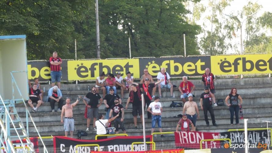 Монтана - Локомотив (Сф) 3:0