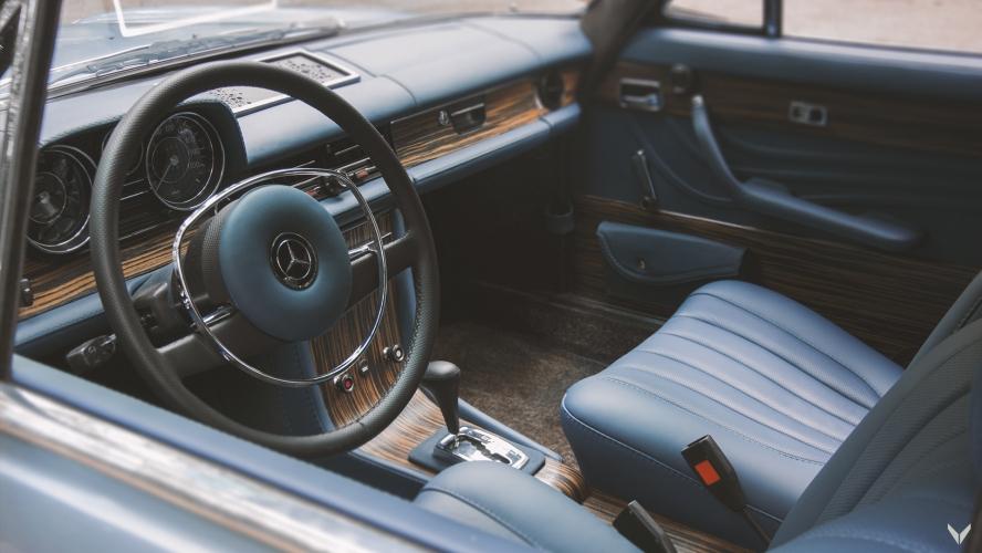Mercedes-Benz 250 CE от Vilner Garage