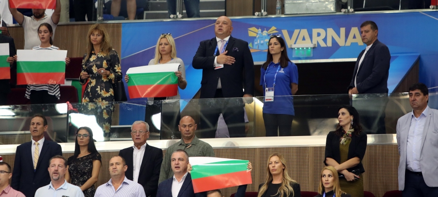 България - Финландия