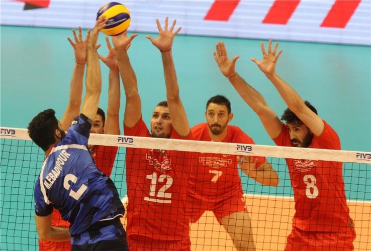 България - Иран