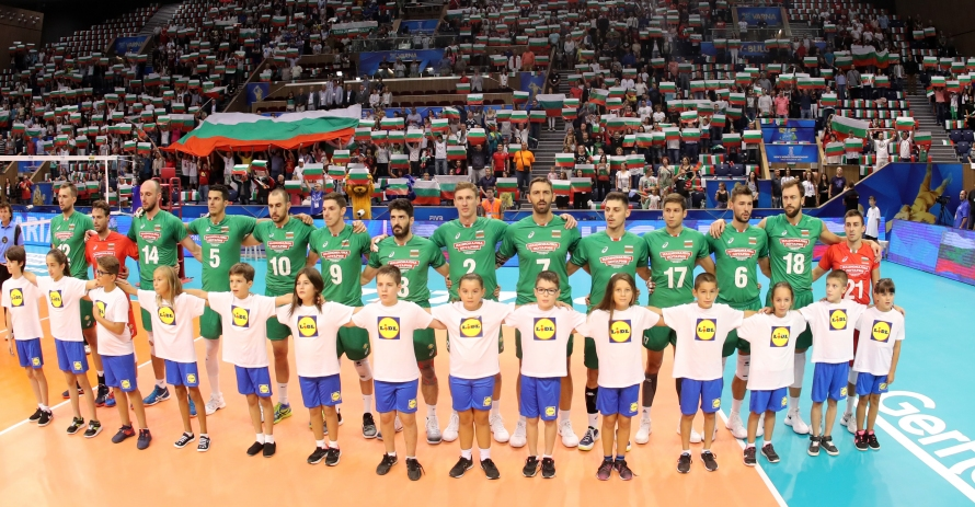 България - Пуерто Рико 3:0