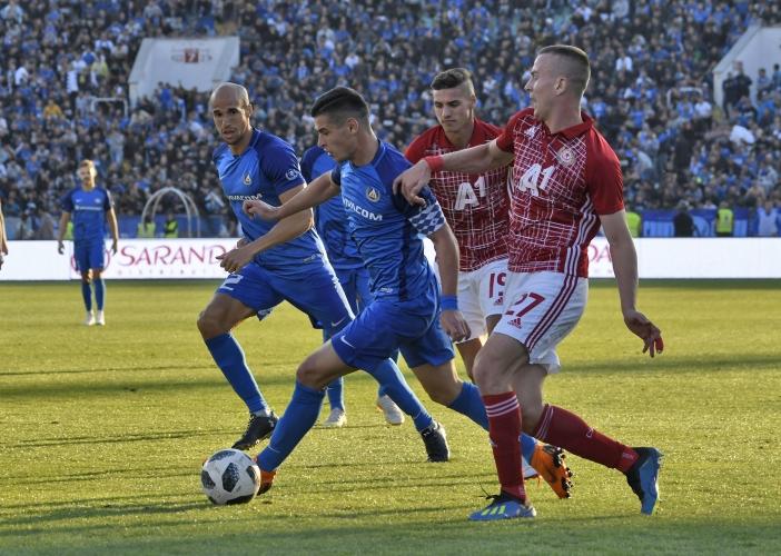 ЦСКА-София - Левски 0:1