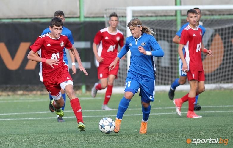 Левски U15 - ЦСКА-София U15