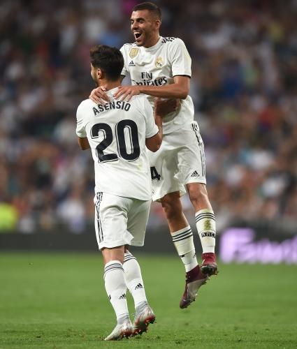 Реал Мадрид - Еспаньол 3:0