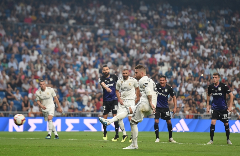 Реал Мадрид - Леганес 4:1