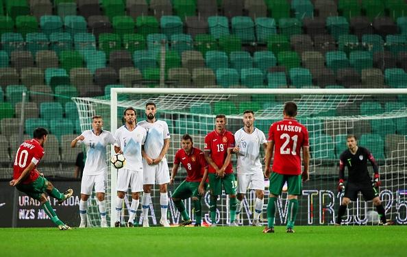 Словения - България 1:2