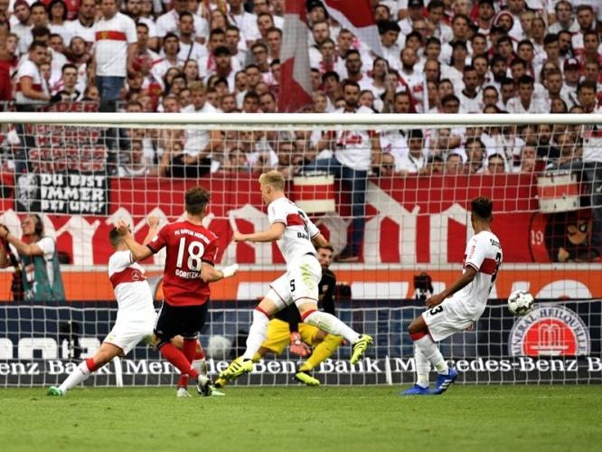 Щутгарт - Байерн (Мюнхен) 0:3