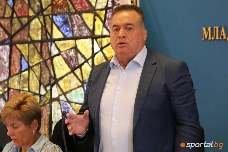 Извънредно общо събрание на българската федерация по джудо