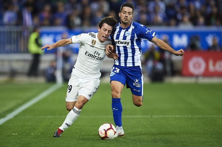 Алавес - Реал Мадрид