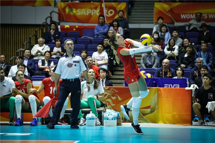 България - Китай