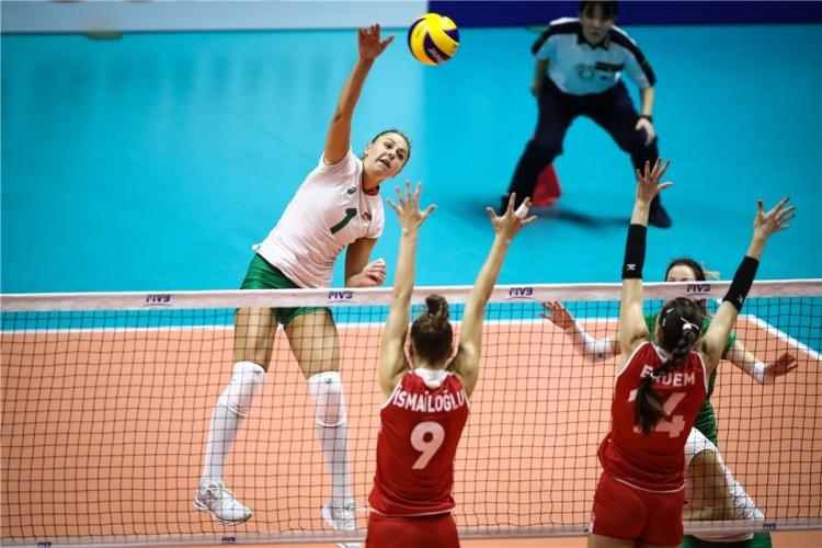 България - Турция 0:3
