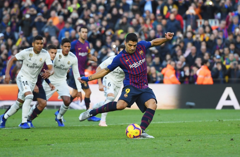 Барселона - Реал Мадрид 5:1
