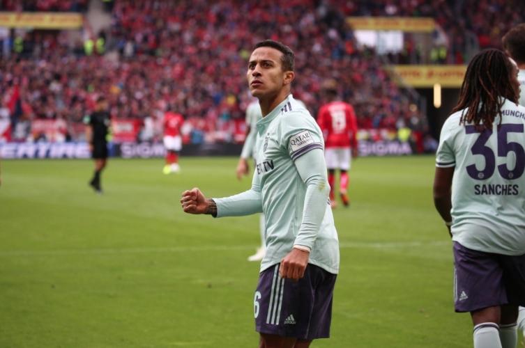 Майнц 05 - Байерн (Мюнхен) 1:2