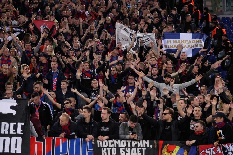 Рома - ЦСКА (Москва)