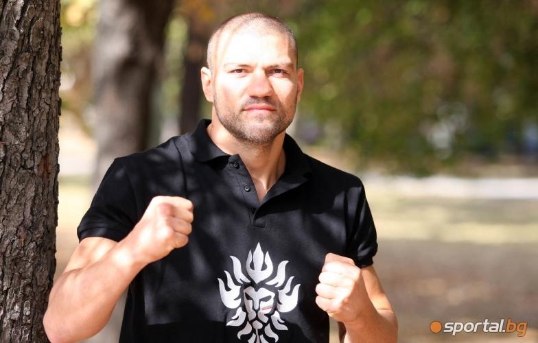 Тервел  Пулев в ексклузивно интервю за Sportal.bg преди боксовата гала
