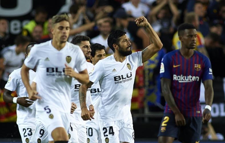 Валенсия - Барселона