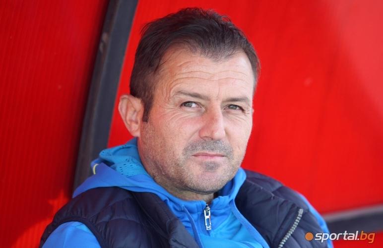 Николай Жечев