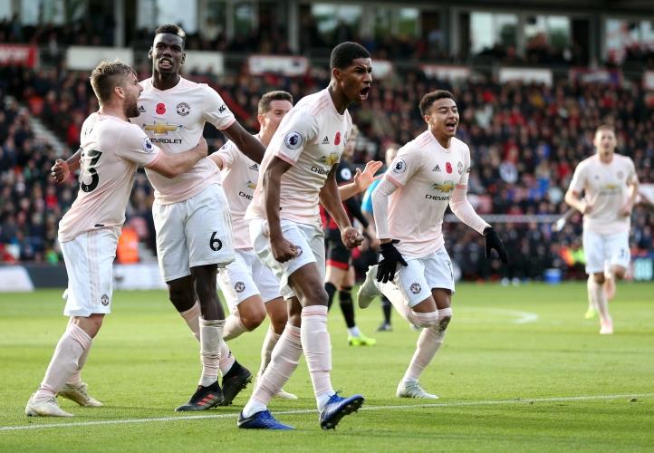 Борнемут - Манчестър Юнайтед 1:2