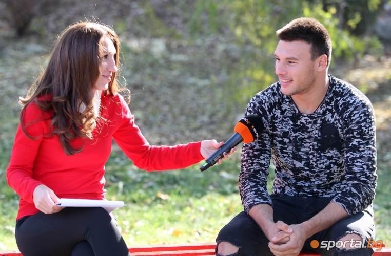 Sportal.bg гостува на сребърния световен медалист по борба Кирил Милов