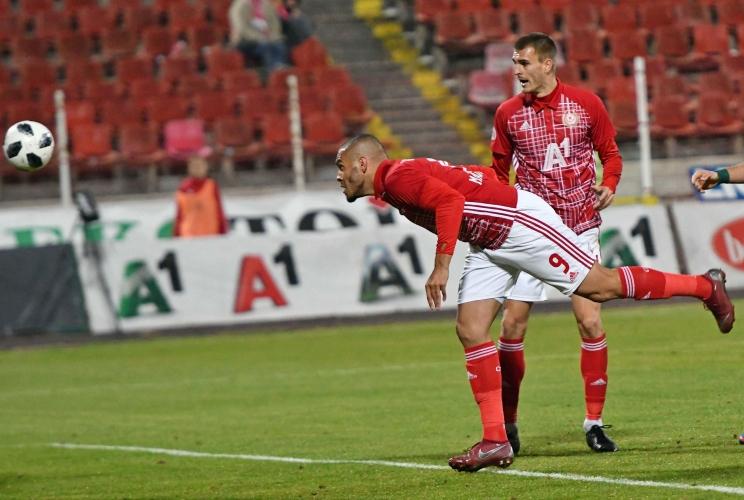 ЦСКА - Витоша (Бистрица) 3:0