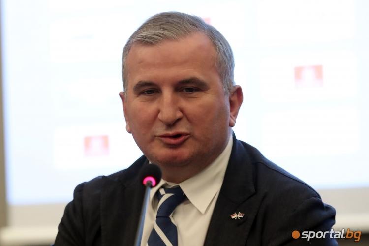 Пресконференция преди Sofia Open 2019