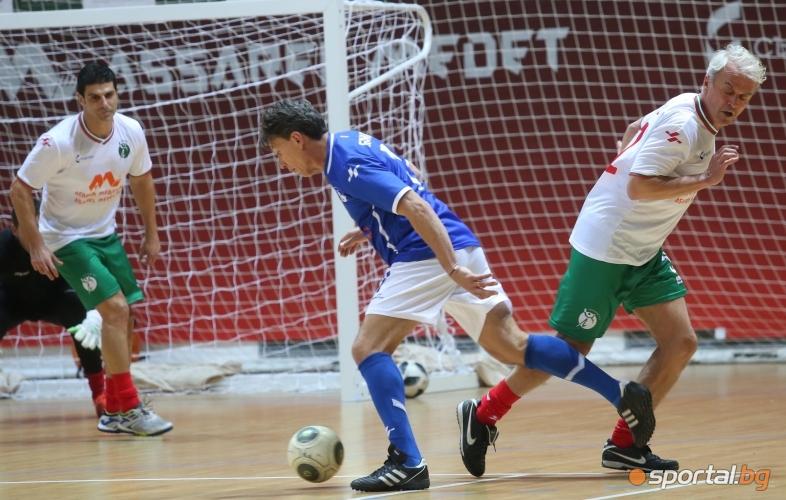 Мач на Звездите България - Италия