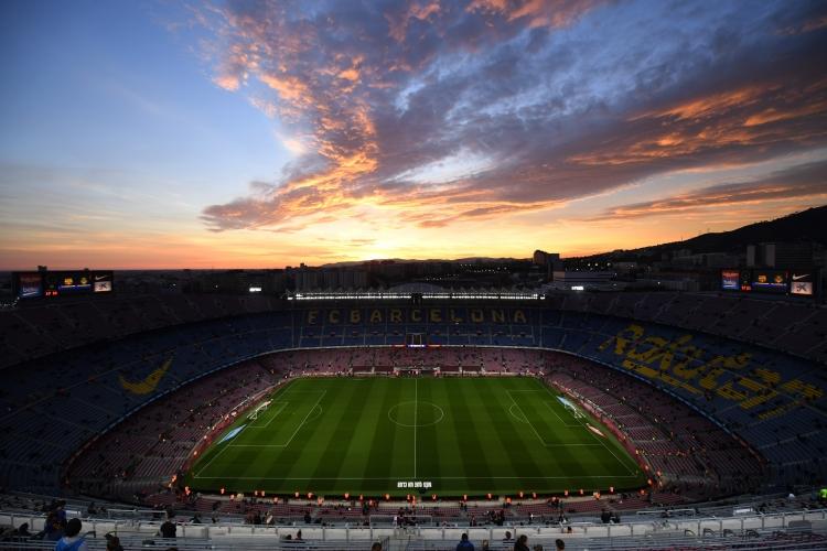 Барселона - Виляреал