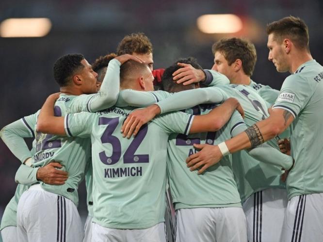 Хановер 96 - Байерн (Мюнхен) 0:4