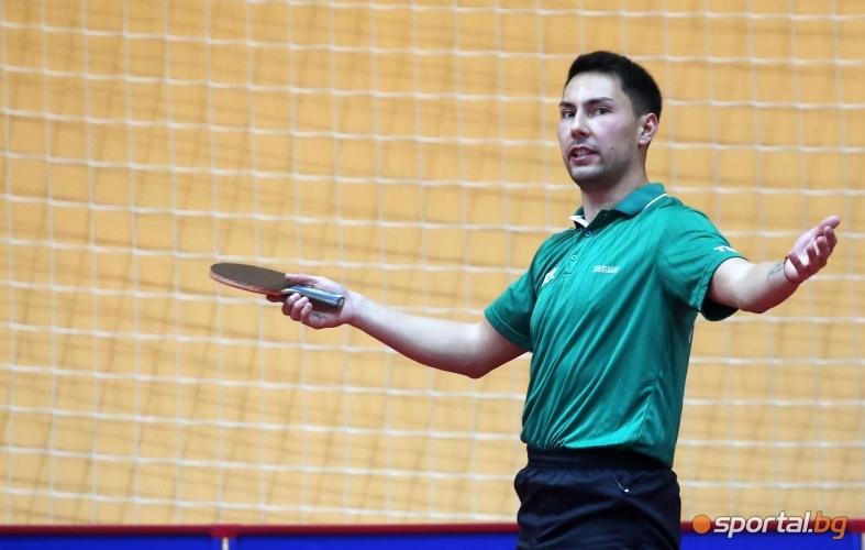 Квалификации за Европейско отборно първенство по тенис на маса