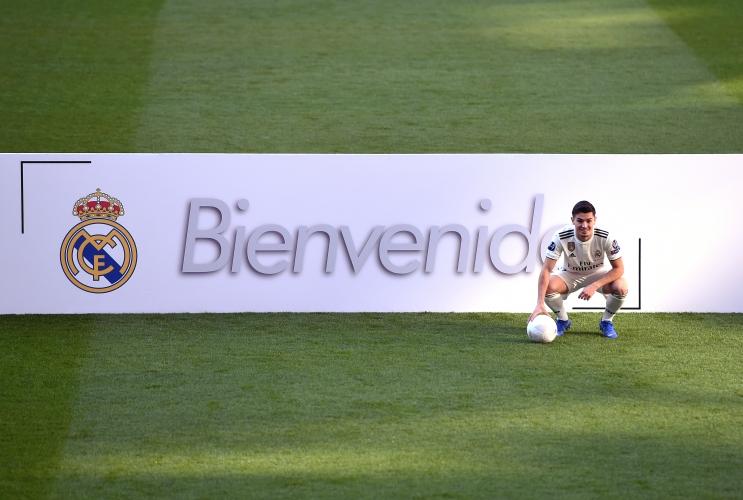 Реал Мадрид представи перлата на Ман Сити