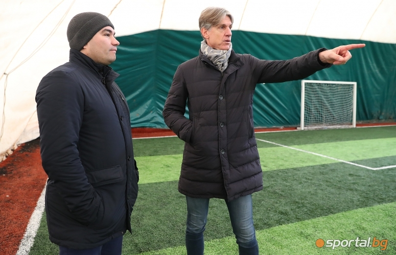 Джарета проговори пред Sportal.bg за Левски