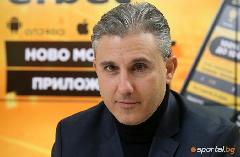 Павел Колев