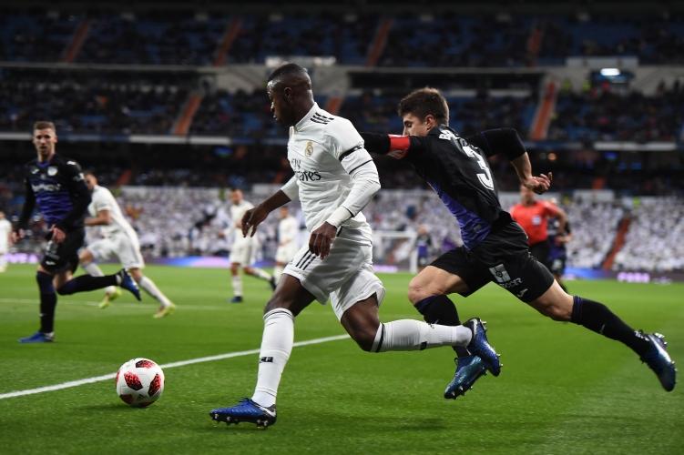 Реал Мадрид - Леганес 3:0