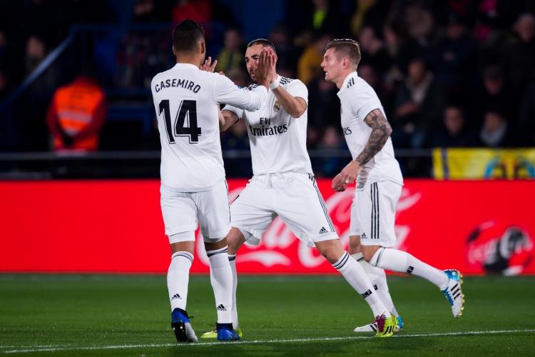 Виляреал - Реал Мадрид