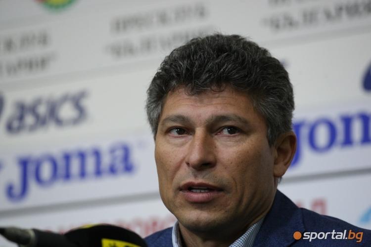 Красимир Балъков за предстоящия детски футболен лагер в Дряново