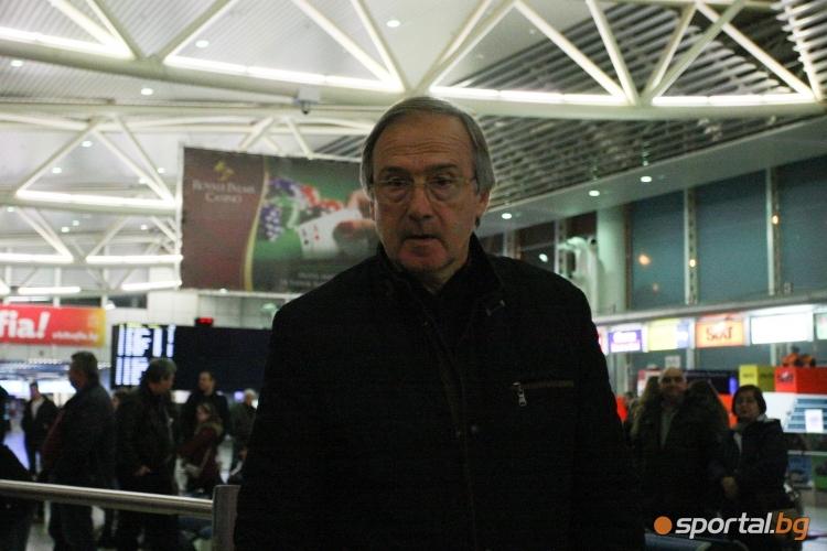 Левски се прибира от лагера в Кипър