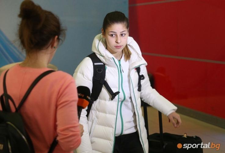 Александра Начева