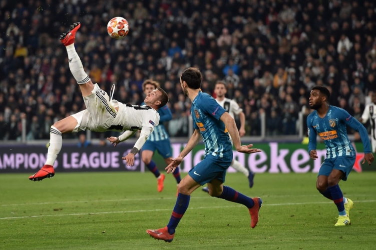 Ювентус - Атлетико Мадрид