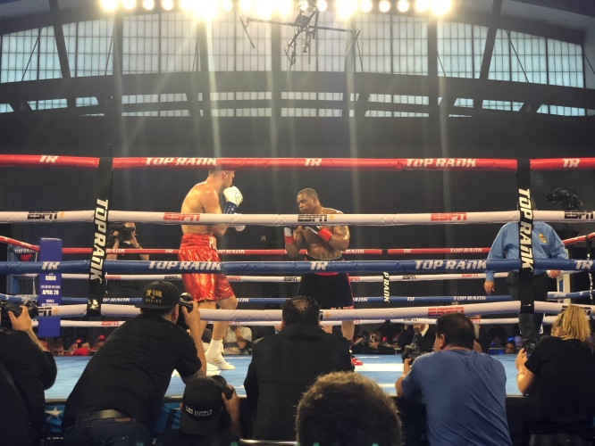 Тервел Пулев с победа №13 на професионалния ринг