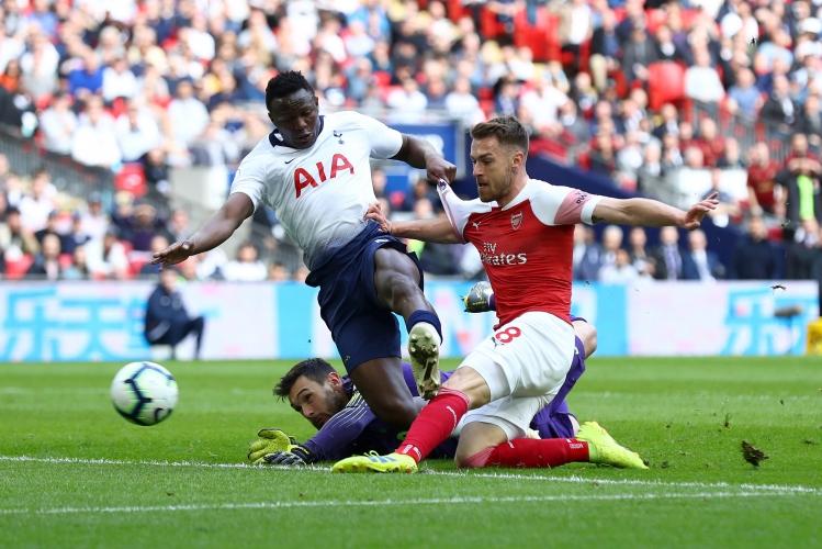 Тотнъм - Арсенал 1:1