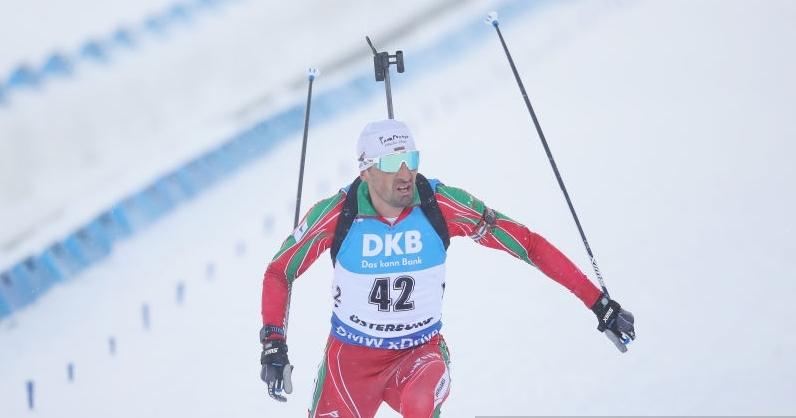 Исторически успех за българския мъжки биатлон