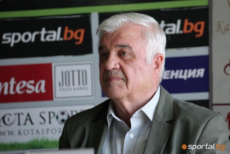 Стефан Сергиев