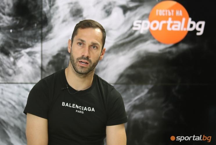 """Петър Занев е """"Гостът на Sportal.bg"""""""""""