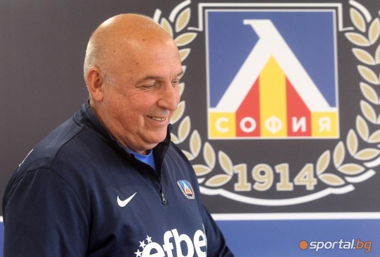 Пресконференция на Георги Тодоров